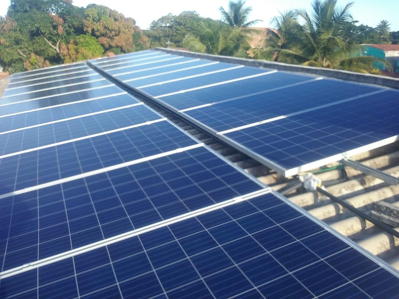 Líder no segmento de energia solar no Brasil